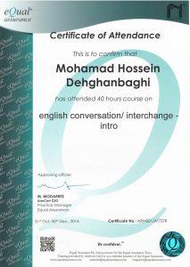 مدرک بین المللی زبان انگلیسی از کشور استرالیا